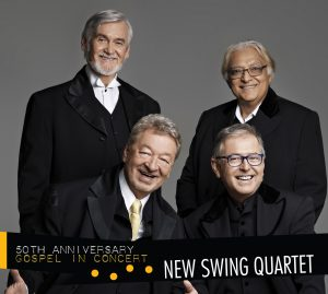 NEW SWING QUARTET - 50th Anniversary - Gospel in concert
